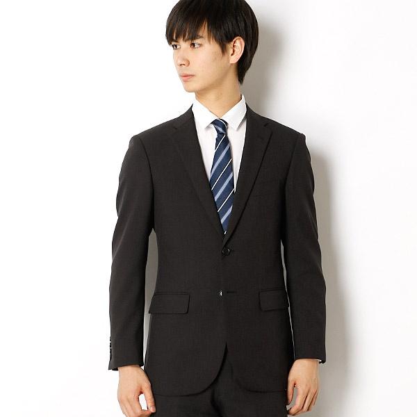 【WEB限定】ブラックスーツ アジャスター付き/テットオム(TETE HOMME)