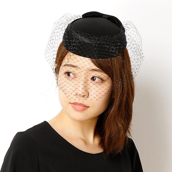トーク帽(ブラックフォーマル)/東京ソワール(ブラックフォーマル)(TOKYO SOIR BLACK FORMAL)