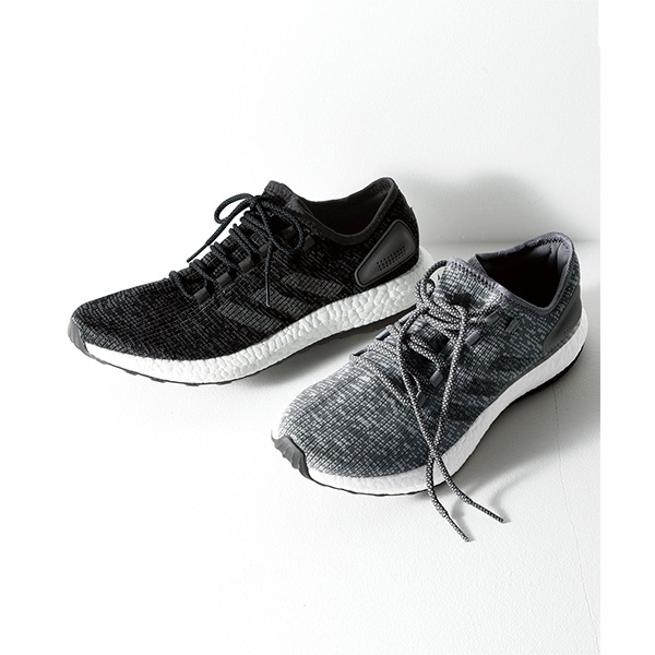 〈adidas〉ピュアブーストスニーカー/ラナン(Ranan)