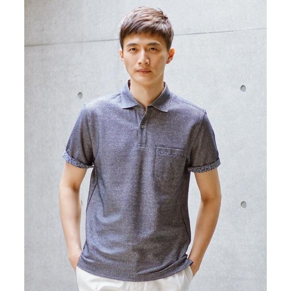 【Made in Japan】WACLOTH ポロシャツ/23区 HOMME(NIJYUSANKU HOMME)