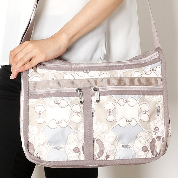DELUXE EVERYDAY BAG/シーファーリング/レスポートサック(LeSportsac)