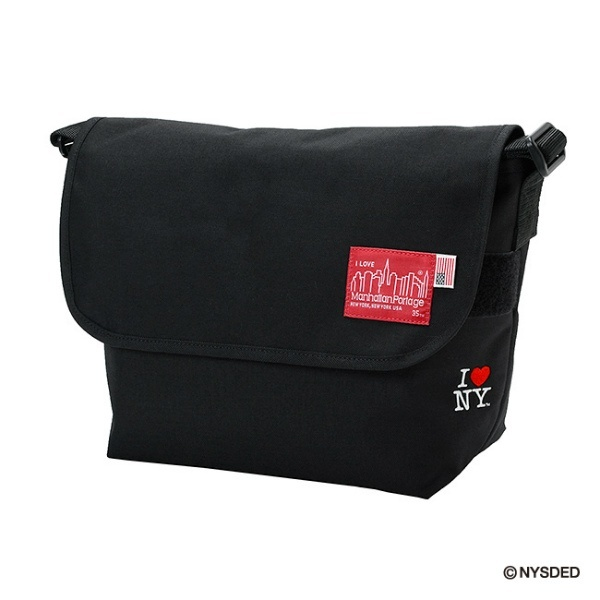 I♥NY Casual Messenger Bag/マンハッタンポーテージ(Manhattan Portage)