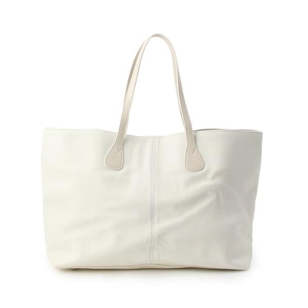 【 WEB限定 】 TUSTING別注レザートートバッグ/タケオキクチ(TAKEO KIKUCHI)