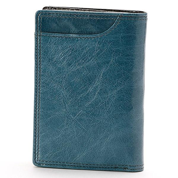 80a60981608a ウルティマ トーキョー(ウォレット)のゼウス(2つ折りコンパクト財布) 革の本場イタリアで丹念になめされた本革を贅沢に使用し、日本の職人が丁寧に縫製  ...