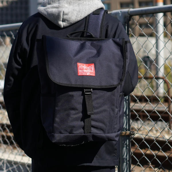 Manhattan Portage × BEAMS / 別注 1220BM バックパック NEW/ビームス(BEAMS)