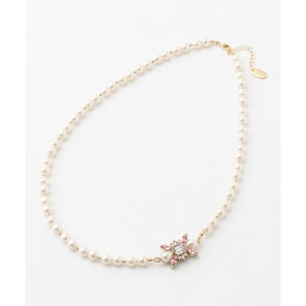 PEARL LONG NECKLACE ネックレス/トッカ(TOCCA)