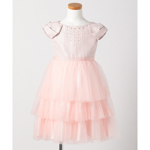【KIDS】PrincessPearl ワンピース/トッカ バンビーニ(TOCCA BAMBINI)