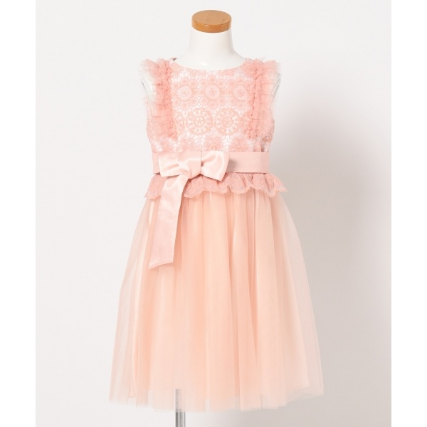 【KIDS】Fairylace ワンピース/トッカ バンビーニ(TOCCA BAMBINI)