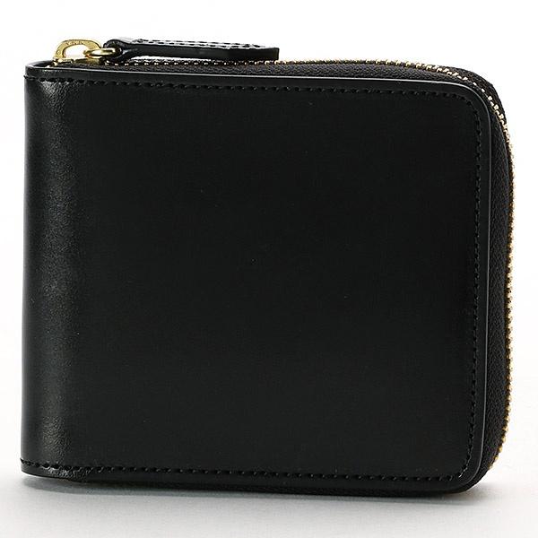 二つ折りラウンド財布/ハックニー(Hackney)