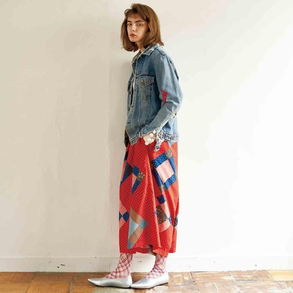 maturely / MUSE Sarrouel Pants/ビームス ボーイ(BEAMS BOY)
