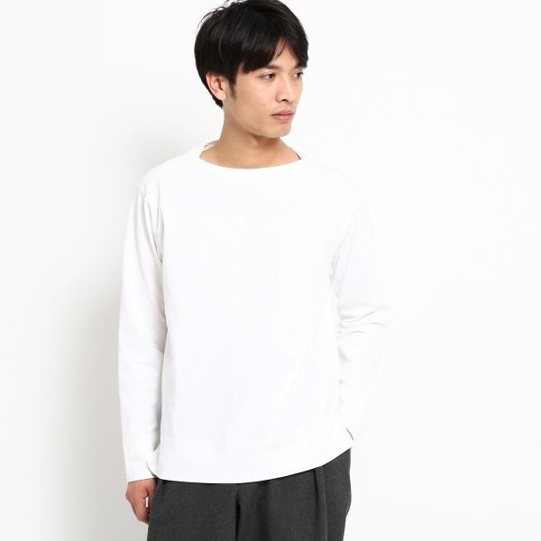 """MTシャツ(【20周年記念モデル】""""D"""" ボートネックプルオーバー)/ドレステリア(メンズ)(DRESSTERIOR Mens)"""