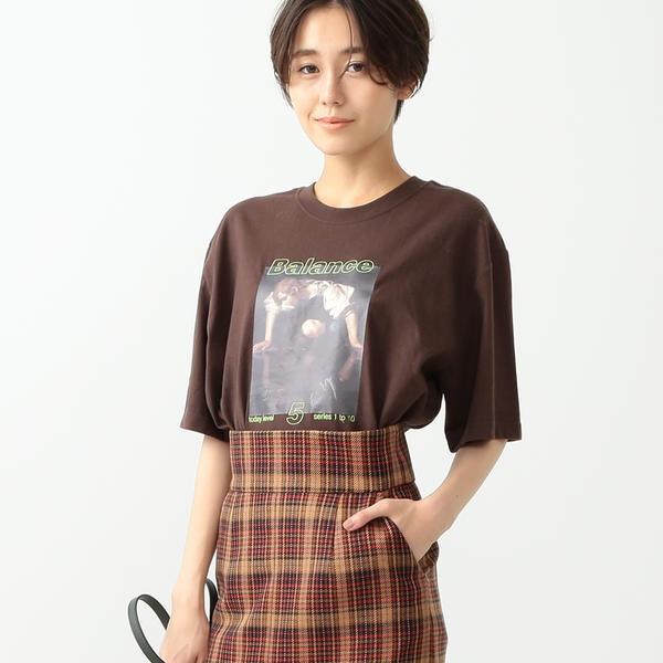 CCRT / No5 BALANCE Tシャツ/レイ ビームス(Ray BEAMS)