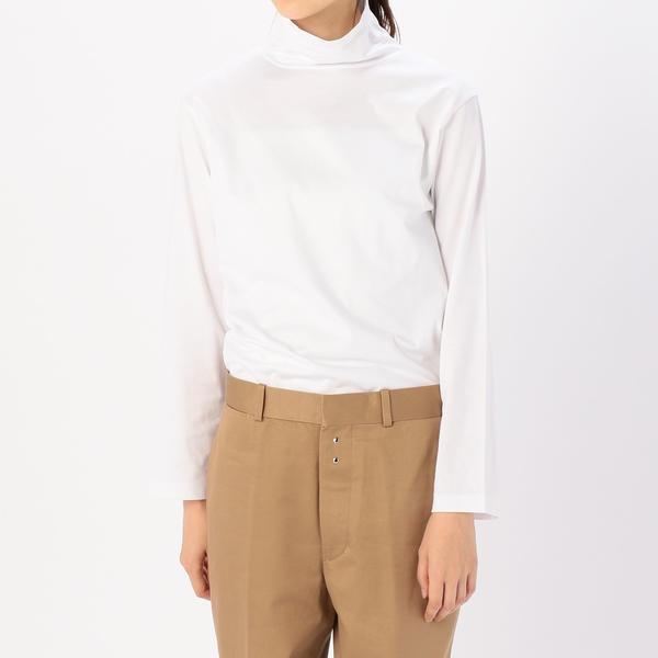 【handvaerk】タートルネック Tシャツ WOMEN/ビショップ(レディース)(Bshop)