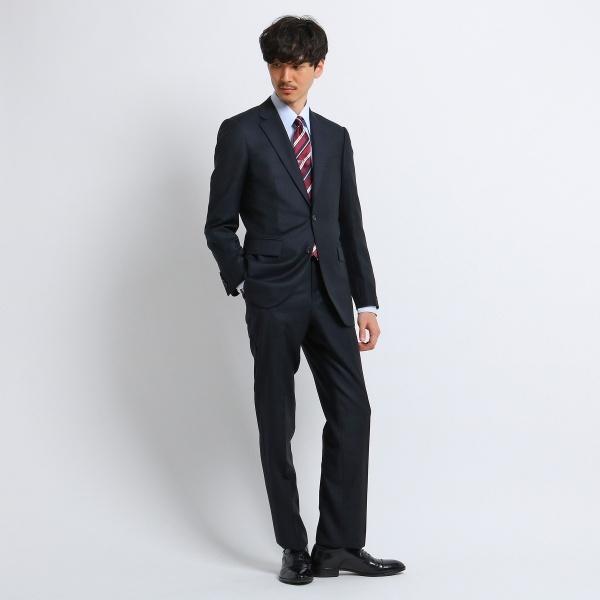 Mスーツ(【J∞QUALITY】シャドーストライプシングルスーツ)/タケオキクチ(TAKEO KIKUCHI)