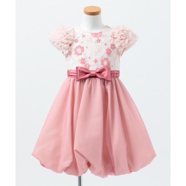 【TODDLER】フロールダンテル ドレス/組曲 キッズ(KUMIKYOKU KIDS)