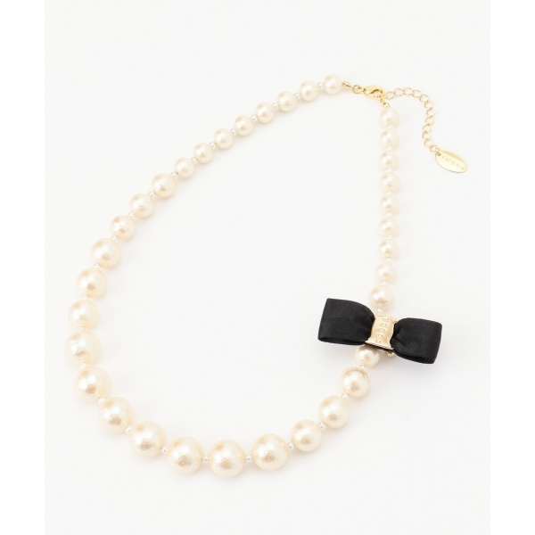 COTTON PEARL NECKLACE ネックレス/トッカ(TOCCA)