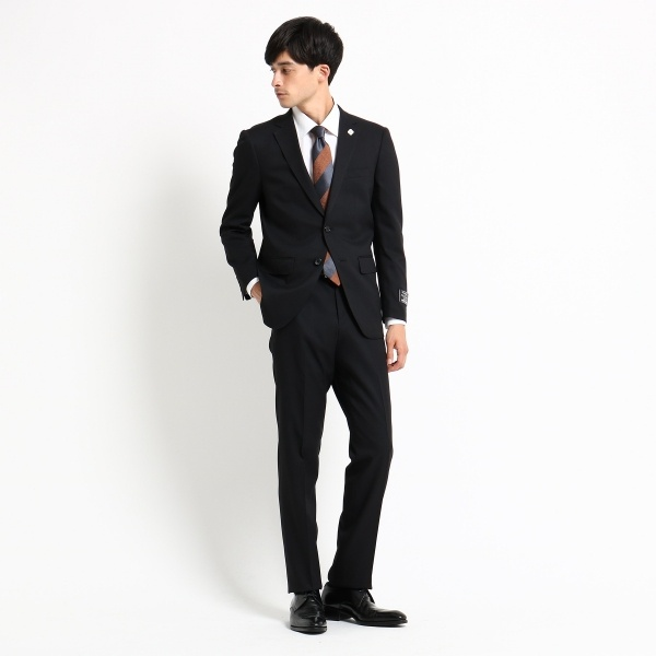 Mスーツ(シャドーストライプウォッシャブルスーツ)/ザ ショップ ティーケー(メンズ)(THE SHOP TK Mens)