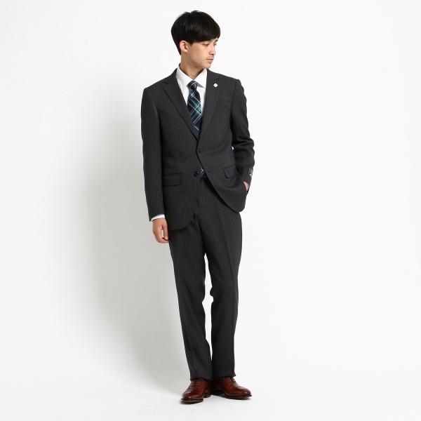 Mスーツ(ベーシックチョークストライプスーツ)/ザ ショップ ティーケー(メンズ)(THE SHOP TK Mens)