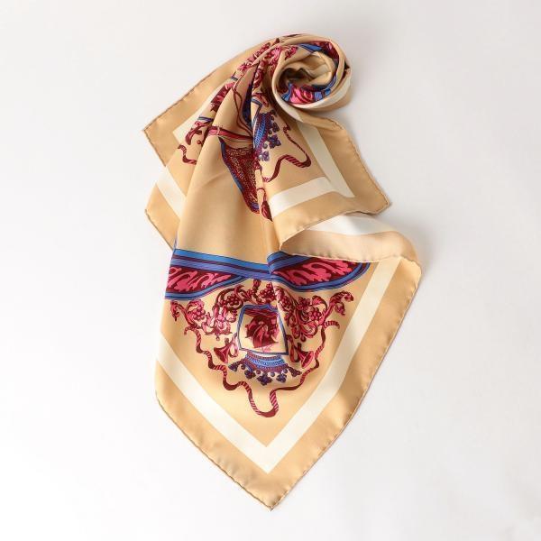 manipuri crest 65×65 / マニプリ / スカーフ / バンダナ/ジュエルチェンジズ(Jewel Changes)
