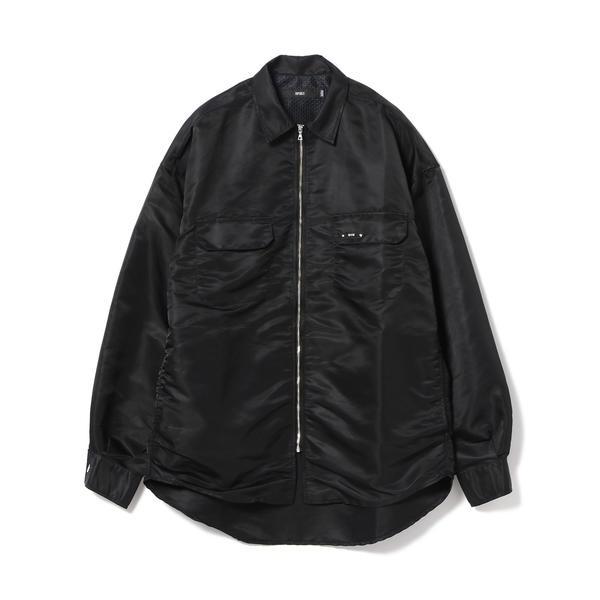 VAPORIZE / Nylon Shirt Jacket/ビームス(BEAMS)