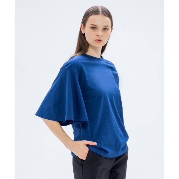 【2018AW COLLECTION】クリーンコットンジャージー カットソー/カルバン・クライン ウィメン(Calvin Klein women)