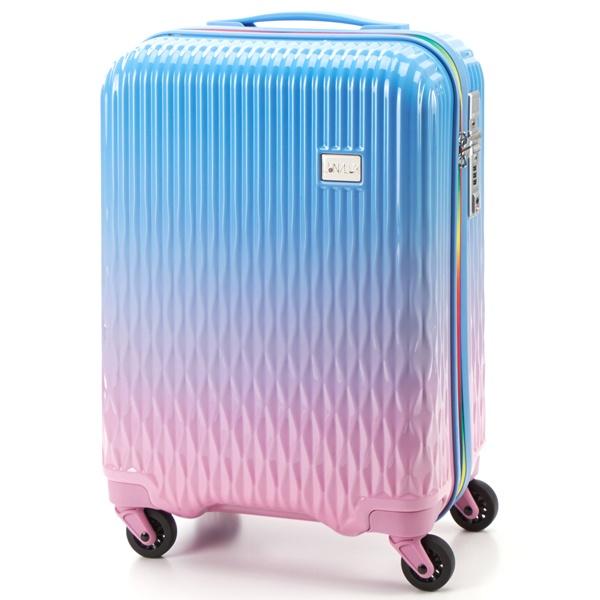 スーツケースLUNALUX32L/シフレ(siffler)