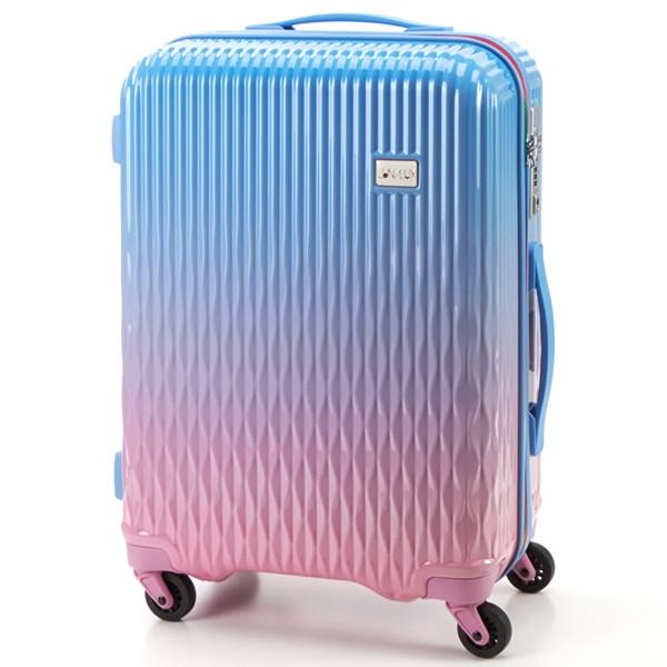 スーツケースLUNALUX43L/シフレ(siffler)