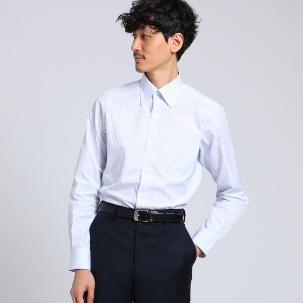 Mシャツ(オルタネートカラーストライプシャツ[ メンズ シャツ ビジネス ])/タケオキクチ(TAKEO KIKUCHI)