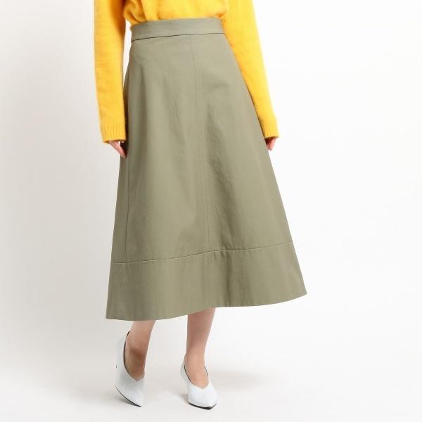 【洗える】Aラインキャンバススカート/ドレステリア(レディス)(DRESSTERIOR Ladies)