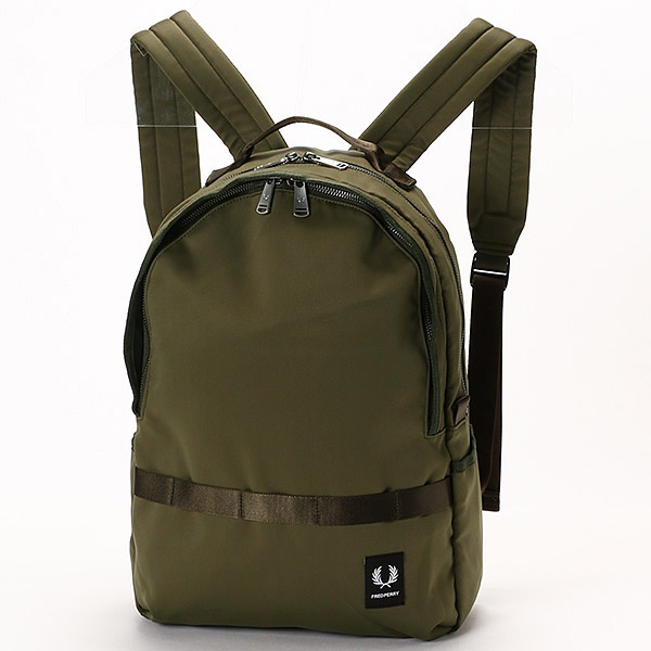 【18AW】LAUREL LEAF DYED DAYPACK/フレッドペリー(雑貨)(FRED PERRY)
