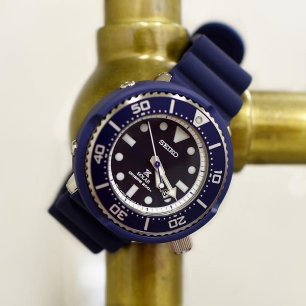 SEIKO: Prospex Diver Scuba Limited Edition SHIPS E/シップス(メンズ)(SHIPS)