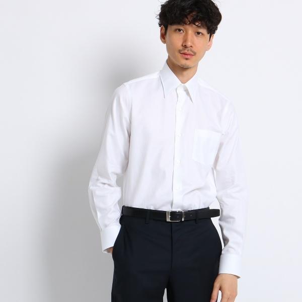 変形ロイヤルオックスシャツ[メンズ シャツ ビジネス 結婚式]/タケオキクチ(TAKEO KIKUCHI)