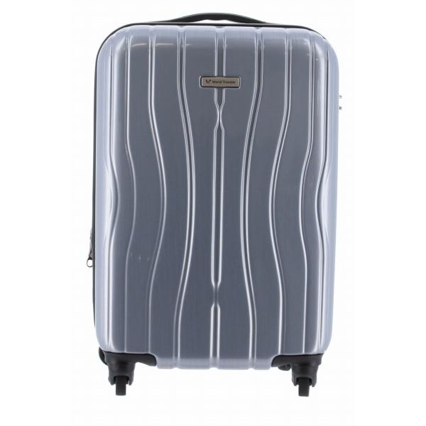 World Travelerジッパーキャリースーツケース/タカキュー(TAKA-Q)
