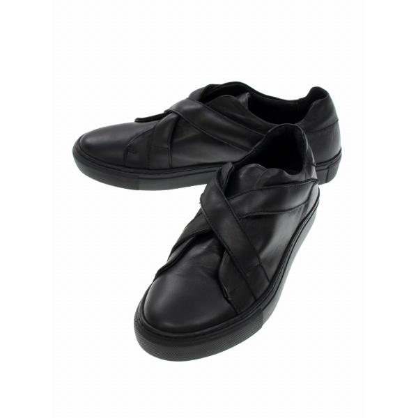 クロスベルトローカットスニーカー/アラウンド ザ シューズ(around the shoes)