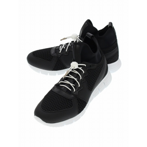 DABLIU メッシュコンビハイカットスニーカー/アラウンド ザ シューズ(around the shoes)
