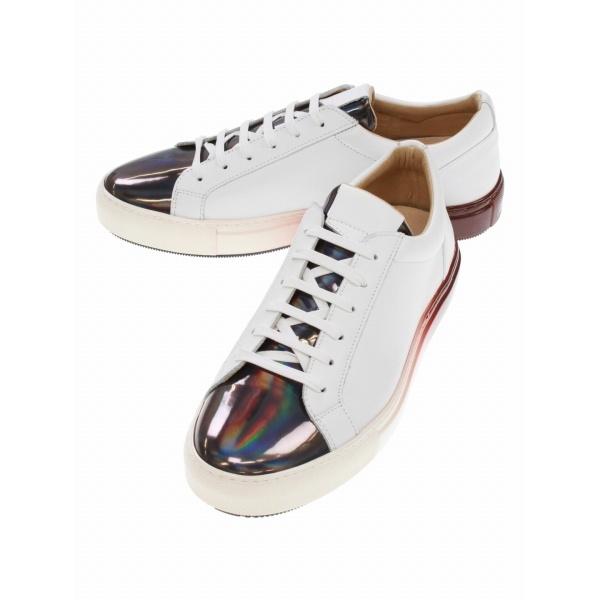 グラデーションソールスニーカー/アラウンド ザ シューズ(around the shoes)