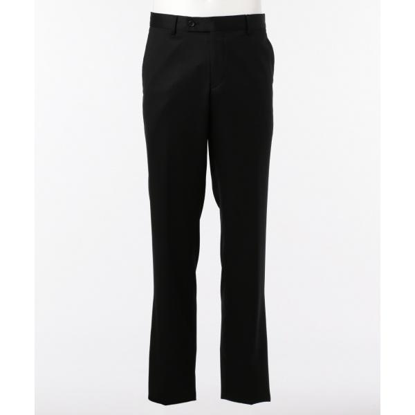 【2018AW】ミニウターウールギャバジン スーツパンツ/カルバン・クライン メン(Calvin Klein men)