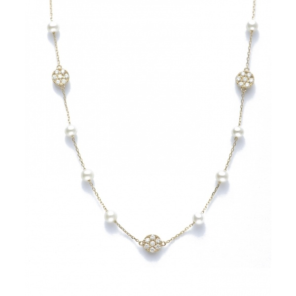 【TOCCA JEWEL】waltz ネックレス/トッカ(TOCCA)