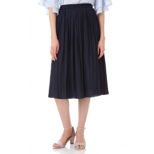 割繊ロングギャザースカート/アリスバーリー(Aylesbury)