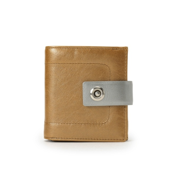PERLA(ペルラ) 薄型二つ折り財布/ヒロコ ハヤシ(HIROKO HAYASHI)