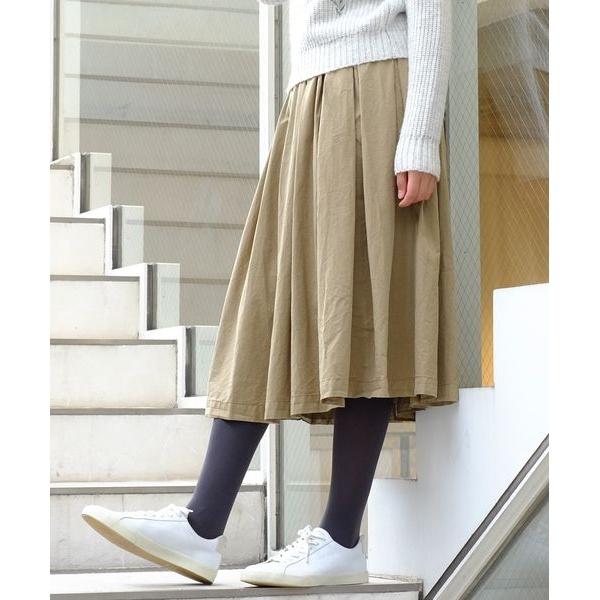 【大きいサイズ】【21号(6L)~】綿ツイルタックスカート/サブストリート(21号~)(sab street), MIYABIYA shop and maison:504ff5de --- ma-broker.jp