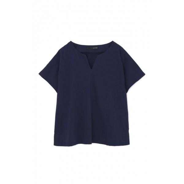 ◆[Weekend Line]キーネックTシャツ/ヴァンドゥー・オクトーブル(22 OCTOBRE)