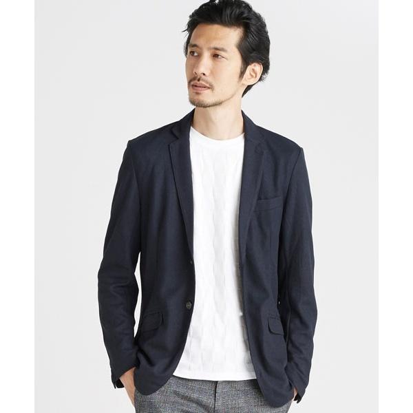 ストレッチカットジャケット/モルガンオム(MORGAN HOMME)
