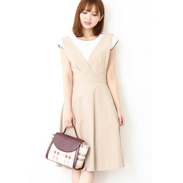 ユニオンテック2Wayジャンパースカート/プロポーションボディドレッシング(PROPORTION BODY DRESSING)