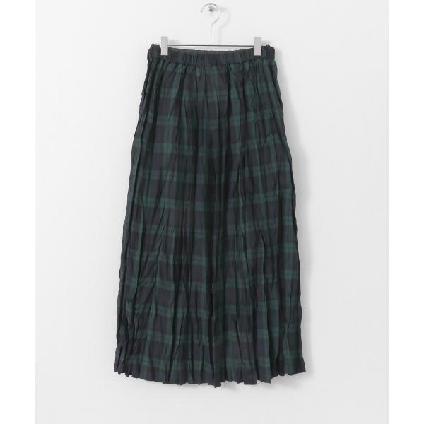 レディススカート(mizuiro-ind washer skirt)/アーバンリサーチ ドアーズ(レディース)(URBAN RESEARCH DOORS)
