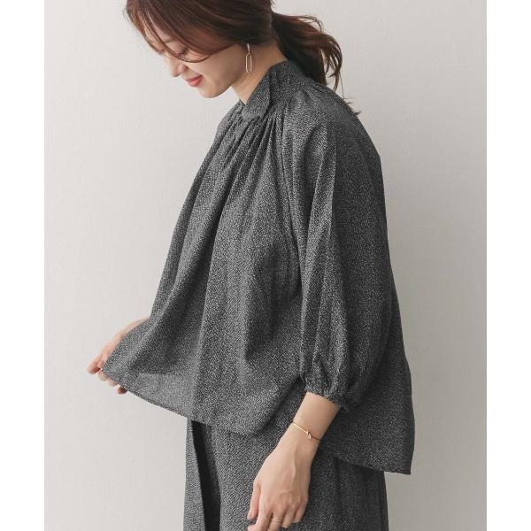 レディスシャツ(mizuiro-ind×DOORS 別注shirt collarvolume pullover)/アーバンリサーチ ドアーズ(レディース)(URBAN RESEARCH DOORS)