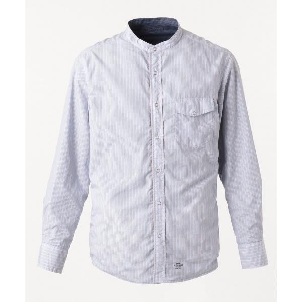 リバーシブルシャツ ブルゾン/ジェイ・プレス メン(J.PRESS MEN)