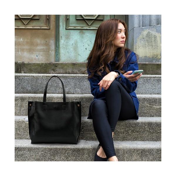 【jentilezza ジェンティレッツァ】スタイリッシュトートバッグ/アンジェリーナ フィオーレ(AngelinaFiore)