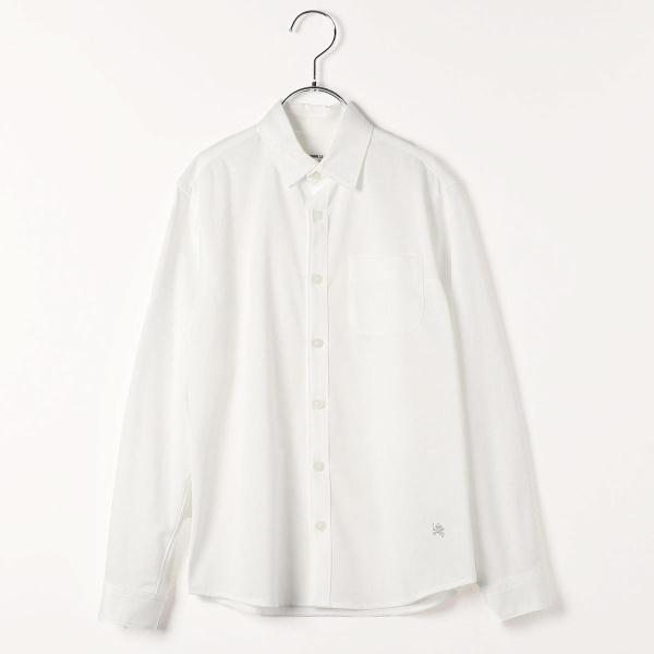 ジャージ素材ベーシックシャツ/コムサフィユ(COMME CA FILLE)