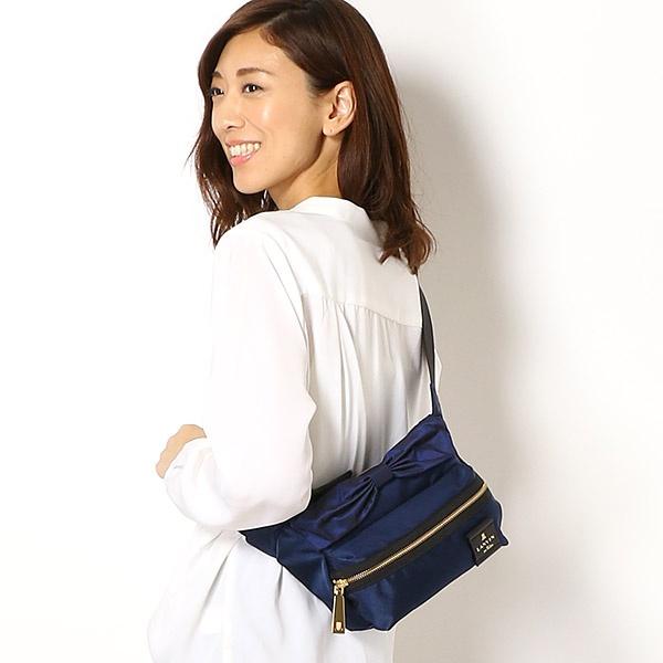 トロカデロ 【新型】ウエストバッグ 大人気のウエストバッグ再入荷!!/ランバンオンブルー(LANVIN en Bleu)